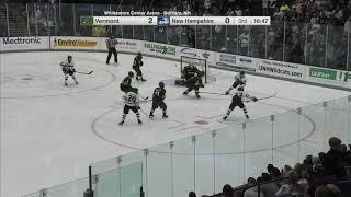 MHOC vs Vermont Highlights 10/27/18