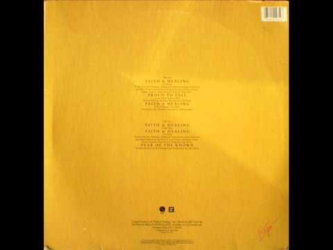 Ian McCulloch - Faith & Healing (12'' remix)  Formiche