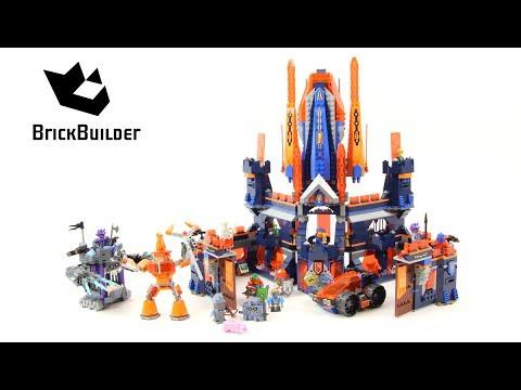 Lego Nexo Knights 70357 Knighton Castle - Lego Speed build