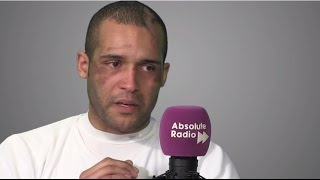 Clarke Carlisle talks to Jon Champion