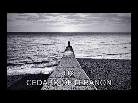 U2 - Cedars Of Lebanon (Lyric Video)