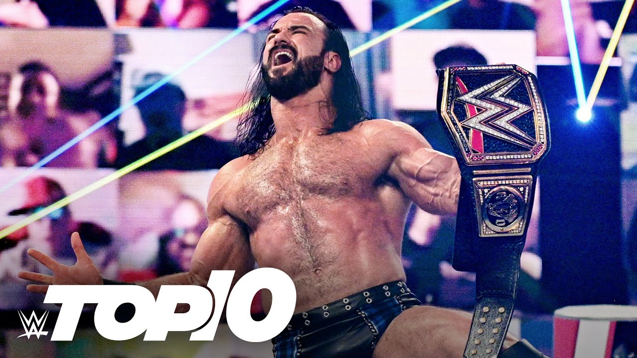 Most shocking Raw moments of 2020: WWE Top 10, Dec. 20, 2020