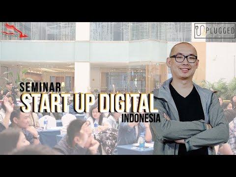 PERMIT UNPLUGGED S.I.D.E Bersama Yansen Kamto    Start Up. Innovation. Digital. Entrepreneur
