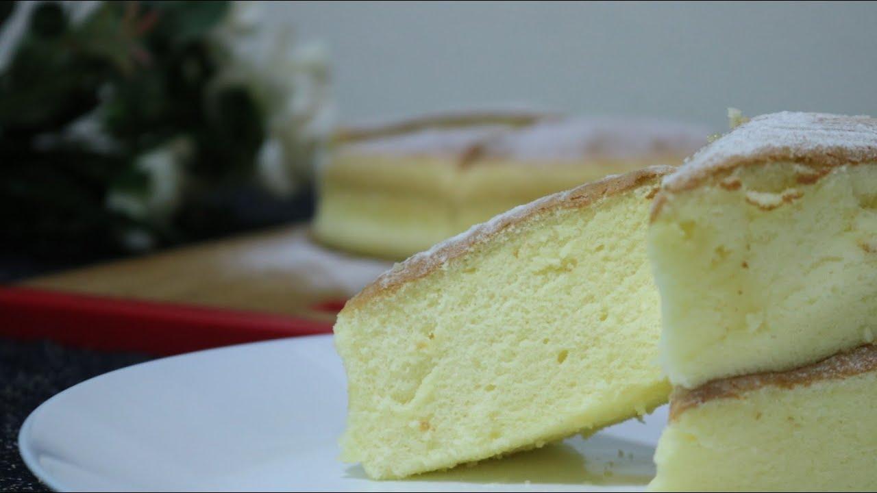 Easy Cake Recipes In Malayalam: Vanilla Sponge Cake Recipe In മലയാളം/Fluffy Vanilla Cake