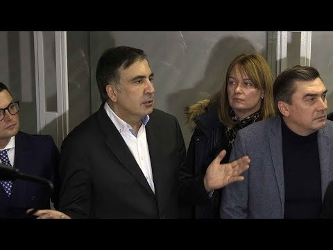 Ukraine deports Georgia's former president to Poland
