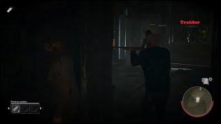 Friday the 13th: The Game - Traidor traicionado