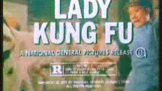 Lady Kung Fu trailer