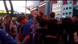 Donar (Gasterra Flames) Kampioen 2010  - Voor Plaza(1/3)