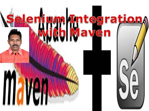 Selenium Integration With Maven|Create Maven Project|Write Selenium Test Cases|