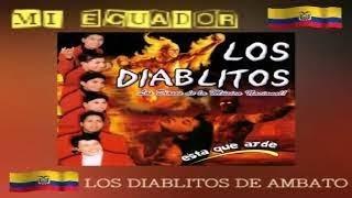 Mix LOS DIABLITOS DE AMBATO-  Musica Nacional Ecuador/Mix fin de Año /Chicha Mix (MIX 2020)