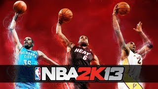 NBA 2K13 - Gameplay [HD]