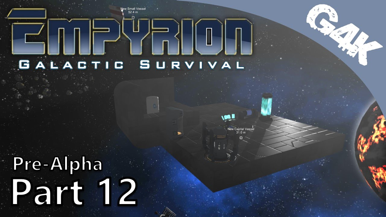 empyrion how to make a capital vessel