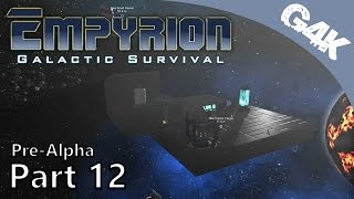 Starting a Capital Vessel | Empyrion Gameplay | Part 12 | Pre-Alpha