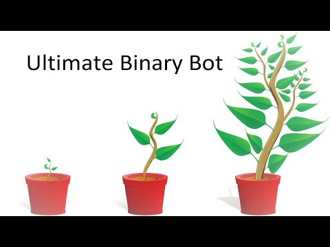 Ultimate Binary Bot = 25 $ in 40 minutes
