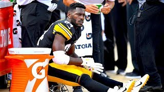 Kirk Morrison: Why Antonio Brown Can't Return to the Steelers | The Rich Eisen Show | 1/16/19