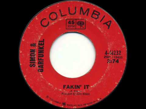 ' Fakin' It ' by Simon & Garfunkel (1967)