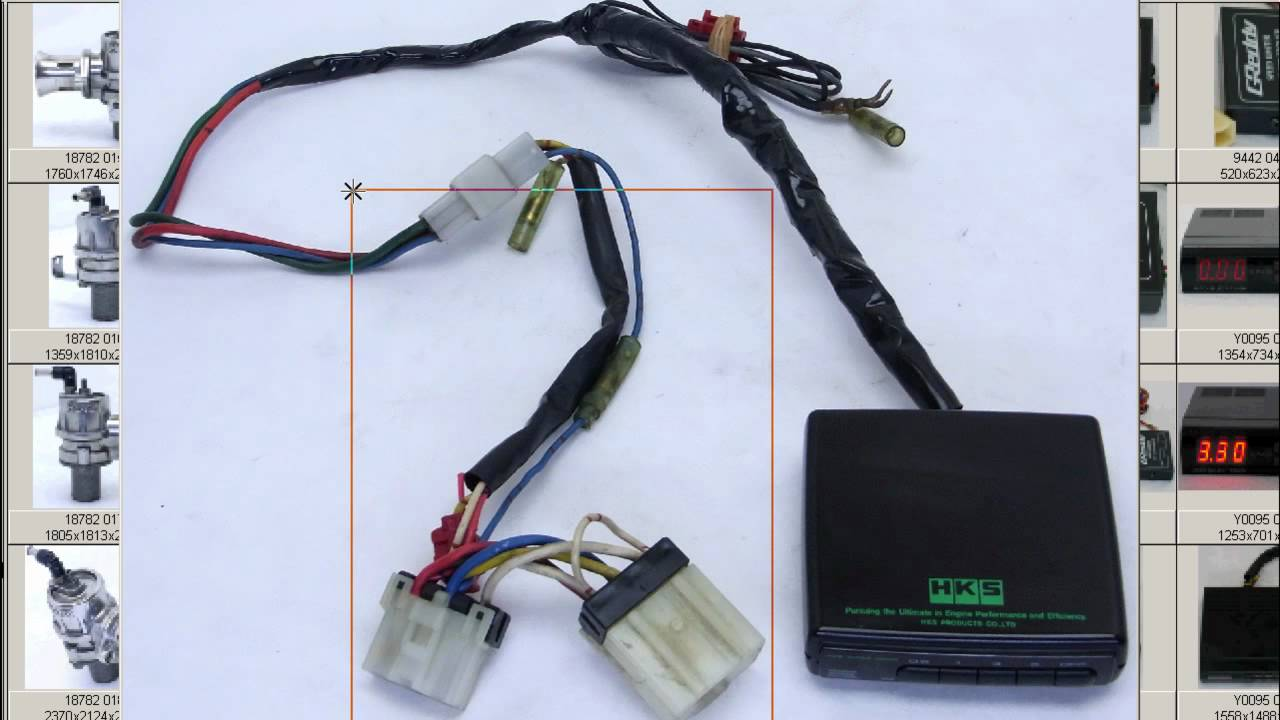 maxresdefault hks turbo timer harness silvia s13 s14, 300zx z32 and skyline hks turbo timer wiring harness at mifinder.co