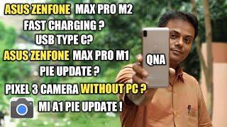 asus zenfone max pro m1 update review