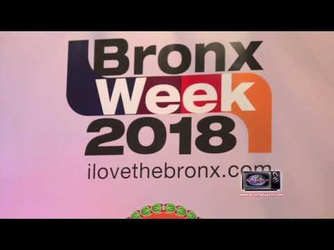 Blunt Squad TV - Bronx Week 2018 Kickoff at Mott Haven Bar & Grill Segment