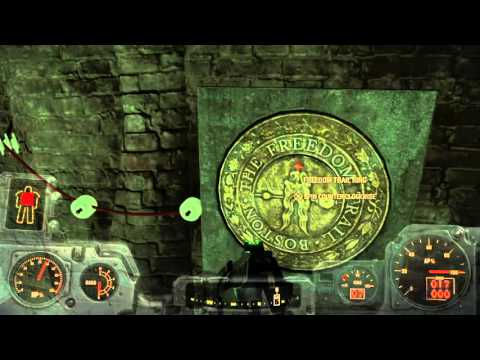 Freedom Trail Ring Combination Code - Fallout 4
