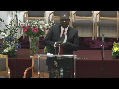 "Ilford Central 14th May 2018   ""CORE OF ADVENTISM"""