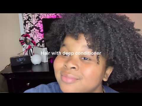 Curly hair tutorial 👏 thumbnail