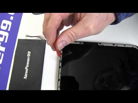 How to Replace Your Barnes and Noble NOOK HD BNTV400 Battery