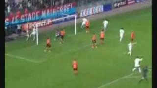 Caen-Lyon 1-3 (8e de finale CDL 2007-2008)