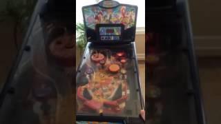 Digimon pinball machine