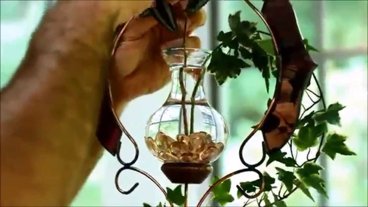 Incroyable Give Your Window A Facelift    Hanging Water Gardens