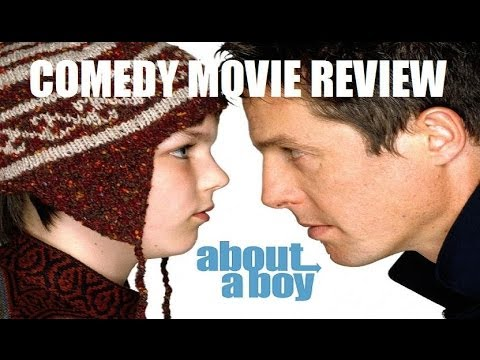ABOUT A BOY ( 2002 Hugh Grant ) Comedy Movie Review + U.S. series vs U.K. Film Comparison