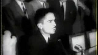 Mid East Crisis; Nasser; Iraq, Americans Evacuate; King Hussein 1958/7/24