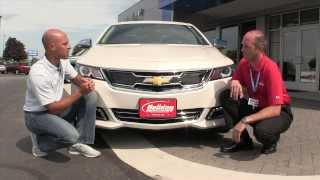 Drive Time with Greg Matzek: 2014 Chevy Impala Review