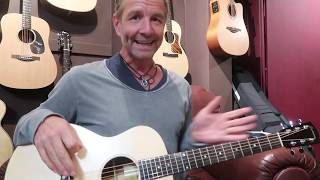 Eastman ACTG 2E Travel Guitar.   Luxury Guitar Playing On The Go At Just £500