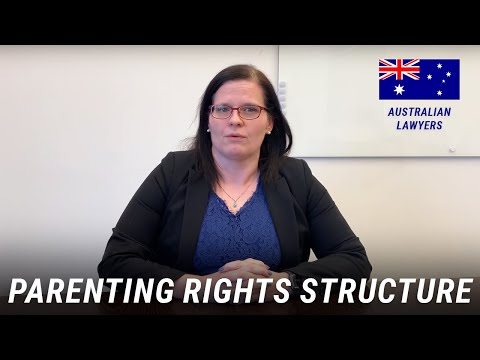 Parenting Rights Structure. Our Principal Solicitor In QLD. Australian Lawyers. Episode 1