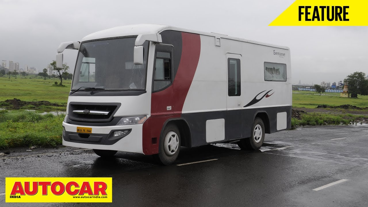 Executive Motor Home Feature Autocar India YouTube