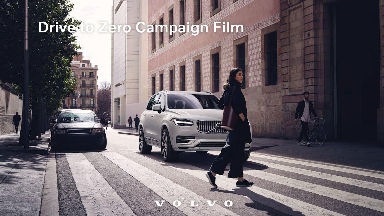 [VOLVO] 드라이브 투 제로(Drive to Zero) 캠페인 필름