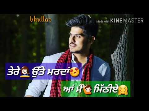 Gurnam bhulkar song patt ta jatta da putt whatsapp status video