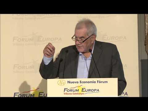 Fórum Europa Tribuna Catalunya amb el Sr. Ernest Maragall
