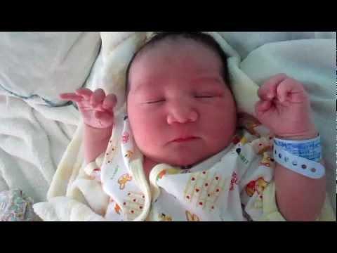 Nacimiento de Joaquin Octavio Castro Maradiaga