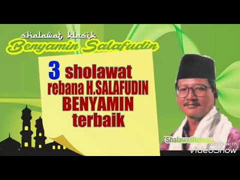 3 sholawat rebana terbaik H.salafudin