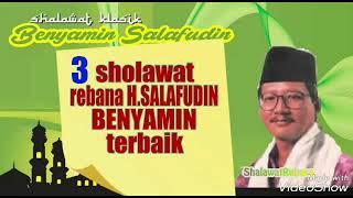 3 sholawat rebana terbaik H.salafudin Mp3