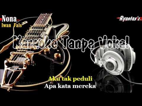 Karaoke Iwan Fals - Nona