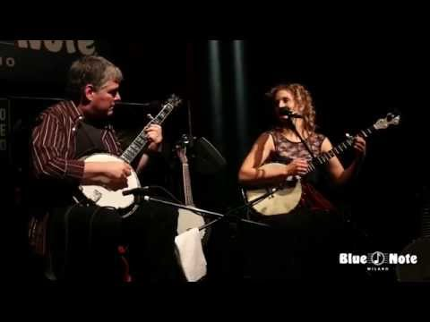 Béla Fleck & Abigail Washburn - New South Africa - Live @ Blue Note Milano