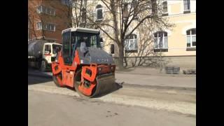 Narva новости Ремонт дорог