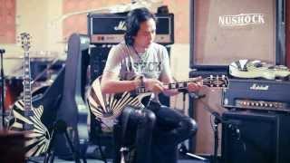 "NuShock Indonesia Guitar Heroes Series ""PIYU - KAMIKAZE"""