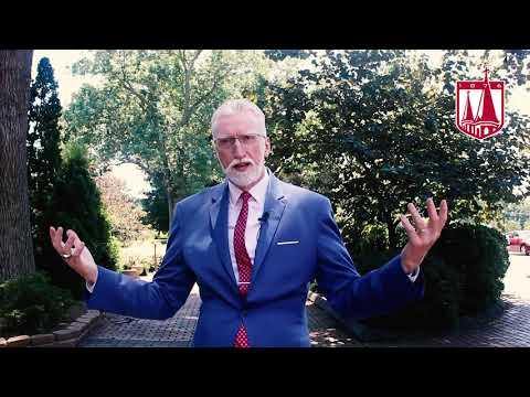 President, Dr. Bill Thierfelder Update July 24