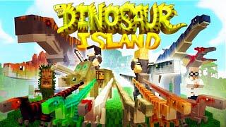 JURRASIC WORLD DINOS - MINECRAFT DINOSAUR ISLAND