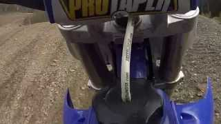 Pine Creek Motocross 2 laps Yz 125