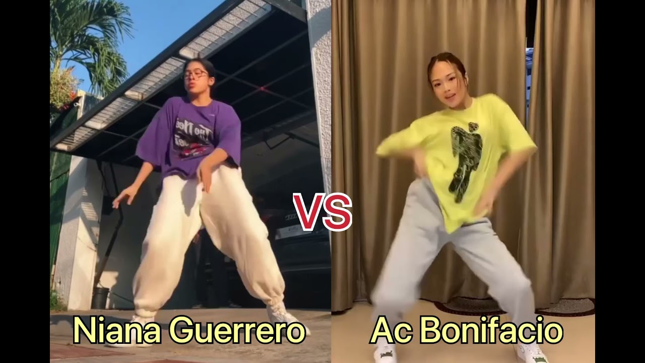 NIANA GUERRERO VS AC BONIFACIO VS IÑIGO PASCUAL VS KEN SANJOSE #BOOTYWURKCHALLENGE